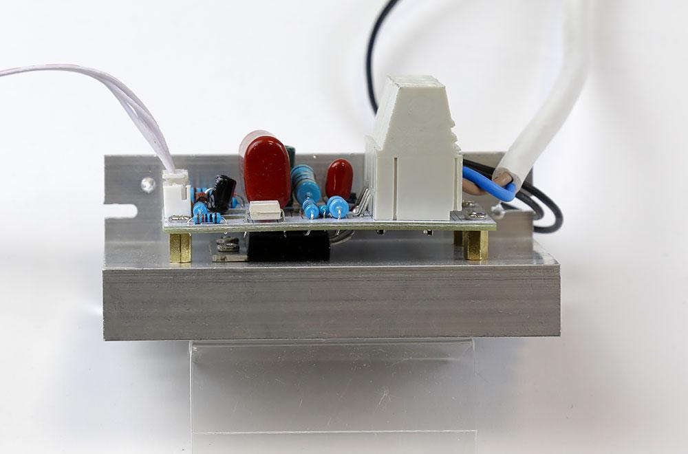 симисторный цифровой регулятор мощности MK071M 220В 10 кВт Мастер Кит